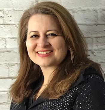 Ms Morvarid Sadeghian